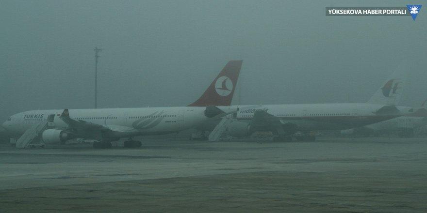 Yüksekova Havalimanı'nda 2 haftadır uçuşlar iptal