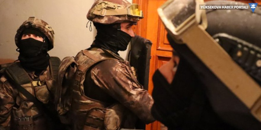 Bursa'da MİT'ten IŞİD operasyonu
