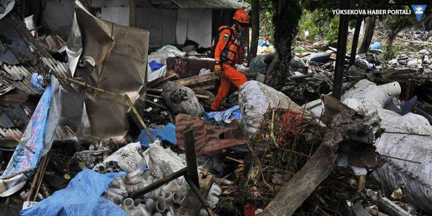 Endonezya'da ölü sayısı 429'a çıktı