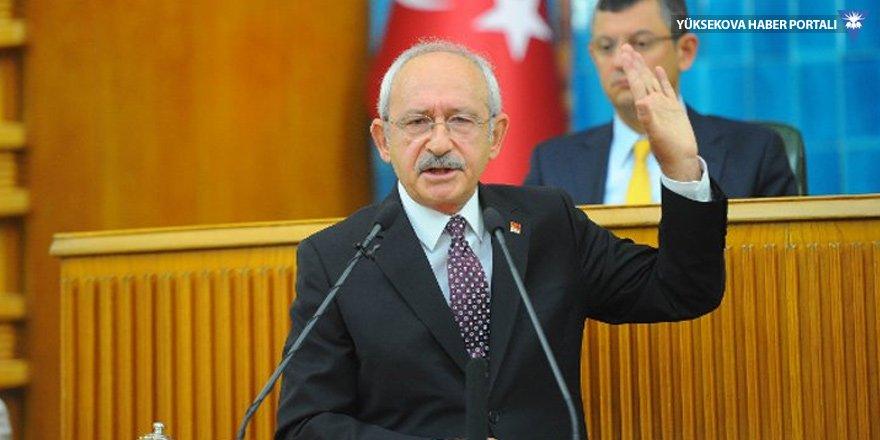 Kılıçdaroğlu: Taşerondan hakim olmaz