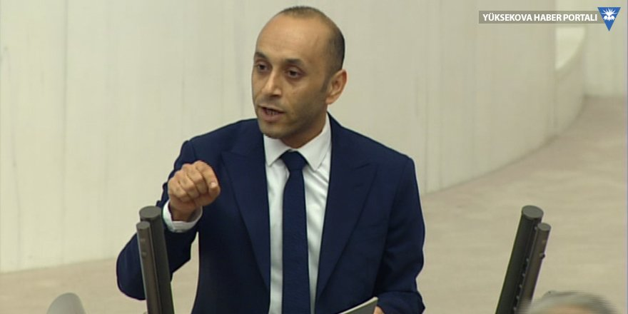 HDP'li Sait Dede, Fuat Oktay'a seçmen listelerini sordu
