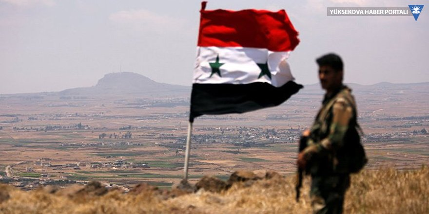 Şam'dan SDG'ye: İki seçeneğiniz var