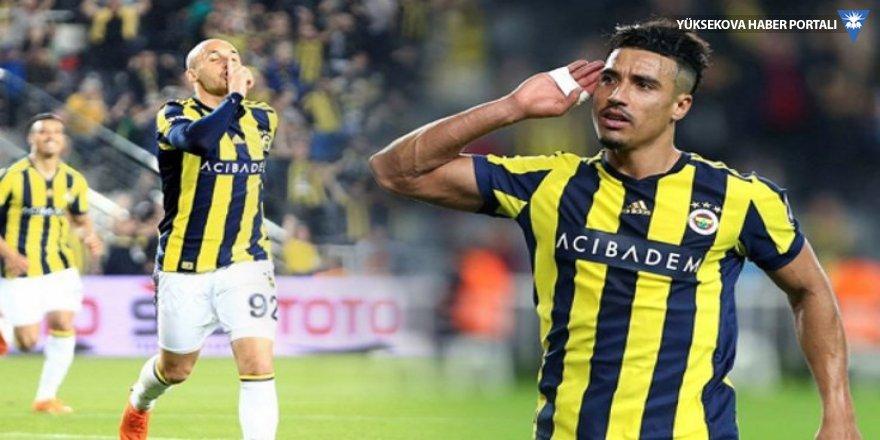 Fenerbahçe'de iki futbolcu için af kararı!
