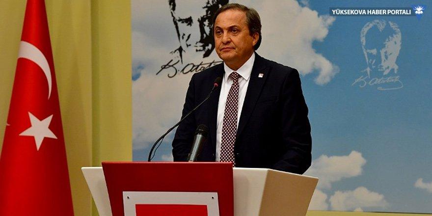CHP'li Torun: Erken seçim gündemimizde yok