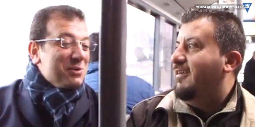 İmamoğlu: Metrobüse özel bir süprizimiz olacak!