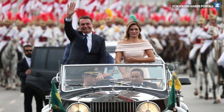 Trump'tan Bolsonaro'ya: ABD sizinle