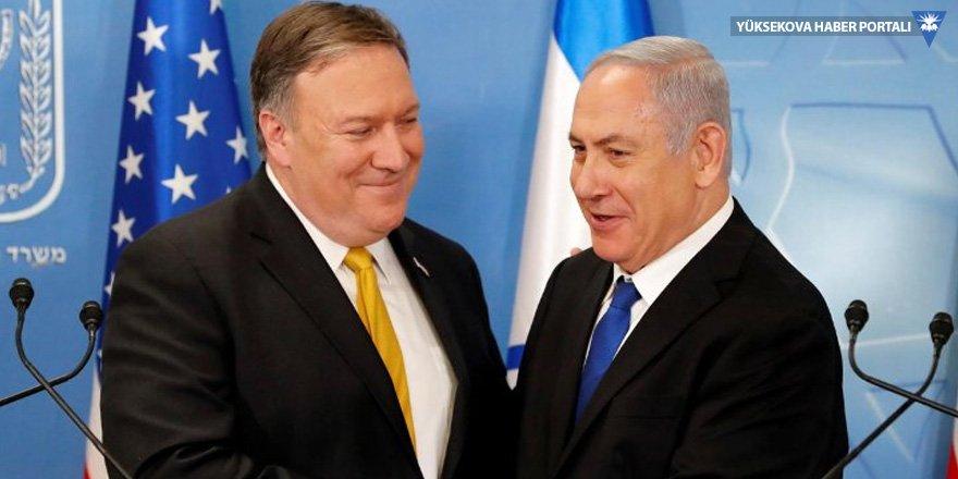 ABD'den İsrail'e Suriye güvencesi