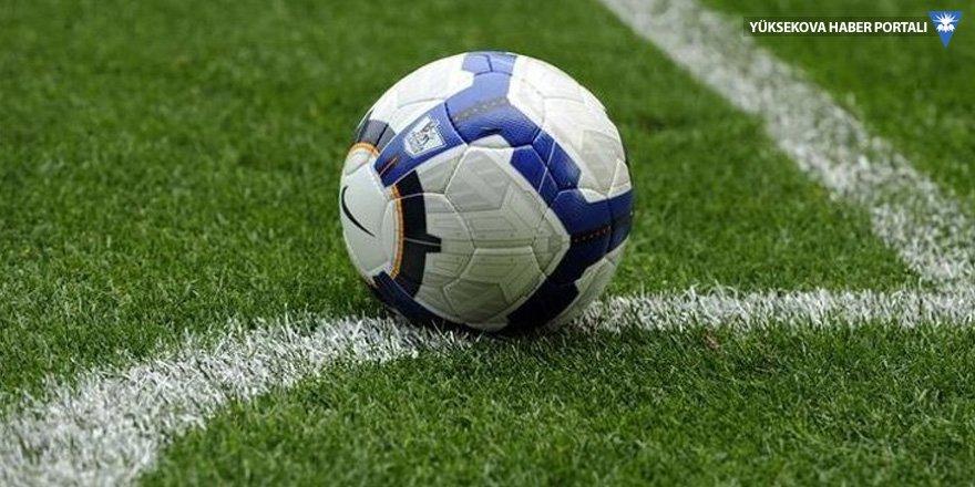 Cizre'de amatör lig maçında kavga