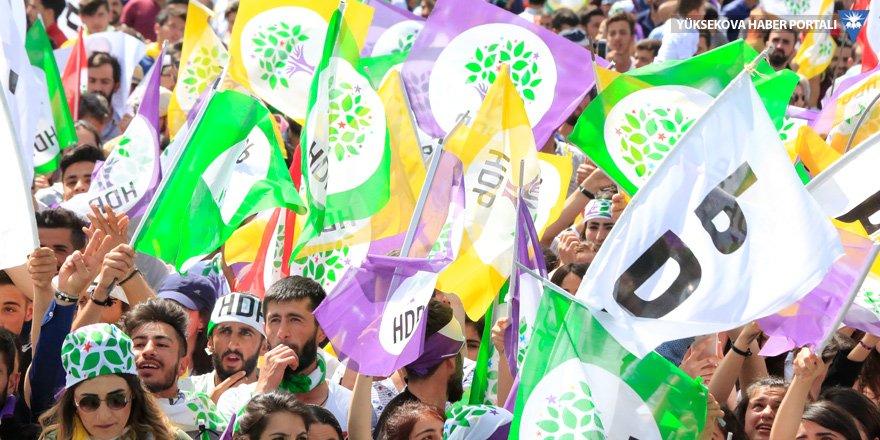 HDP yarın Diyarbakır'da miting düzenliyor