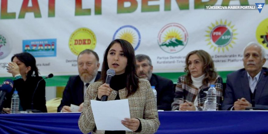 Kürt partileri seçim ittifakı ilan etti