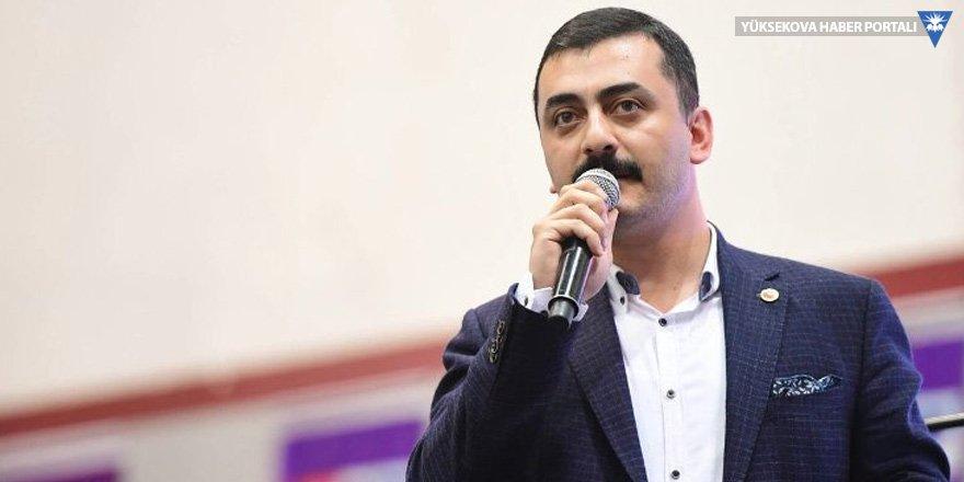 Eren Erdem'in tutukluluğuna devam kararı