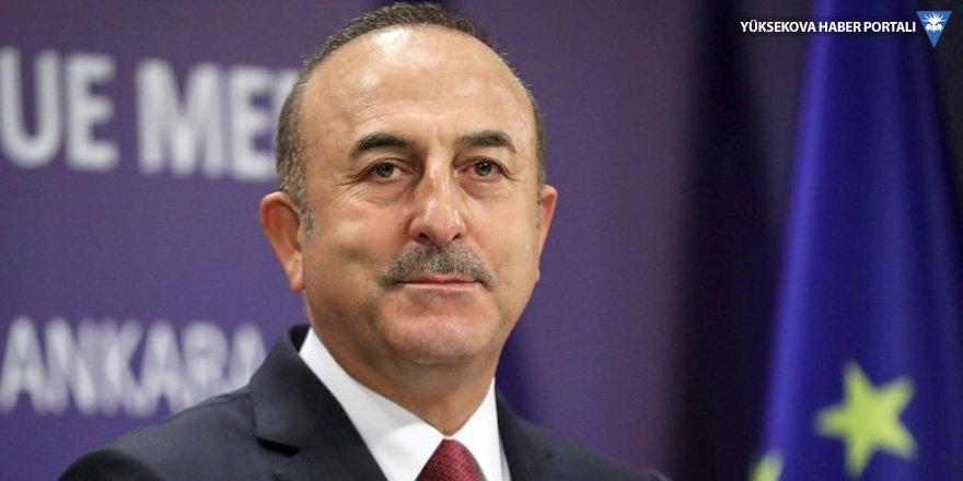 Çavuşoğlu: Süleymani'nin öldürülmesi bölge barışı için ciddi risk oldu