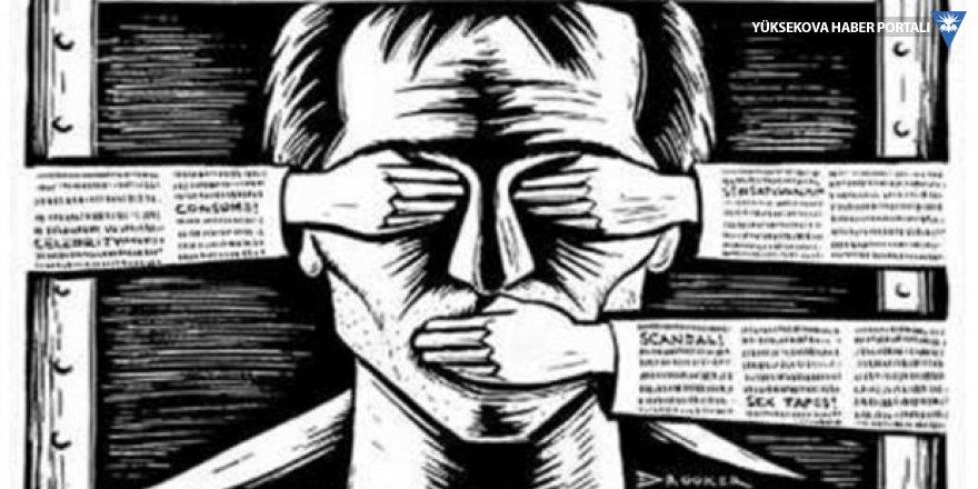 Türkiye basın özgürlüğü endeksinde 2 sıra daha gerileyerek 157'nciliğe düştü