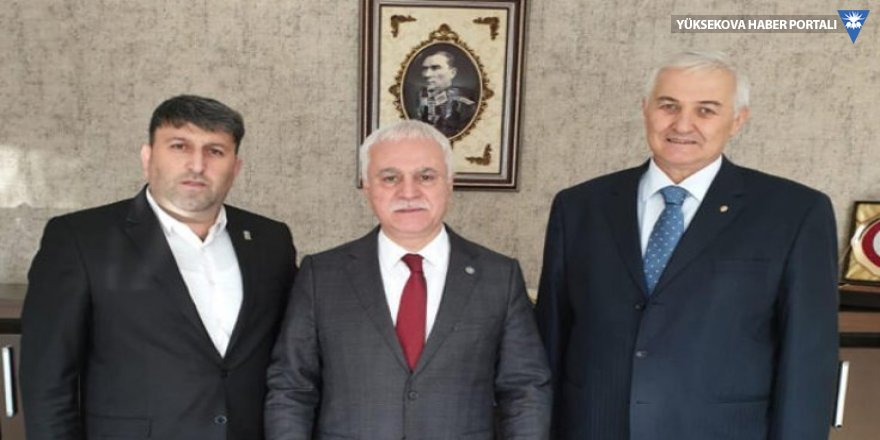 CHP'nin eski belediye başkanı Kasımoğlu, İYİ Parti'den aday oldu