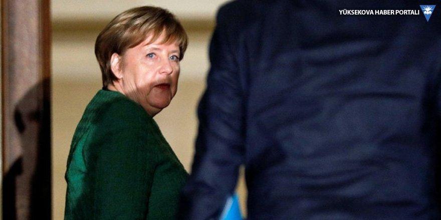 Merkel: Türkiye'ye yeterince mülteci gönderilmiyor