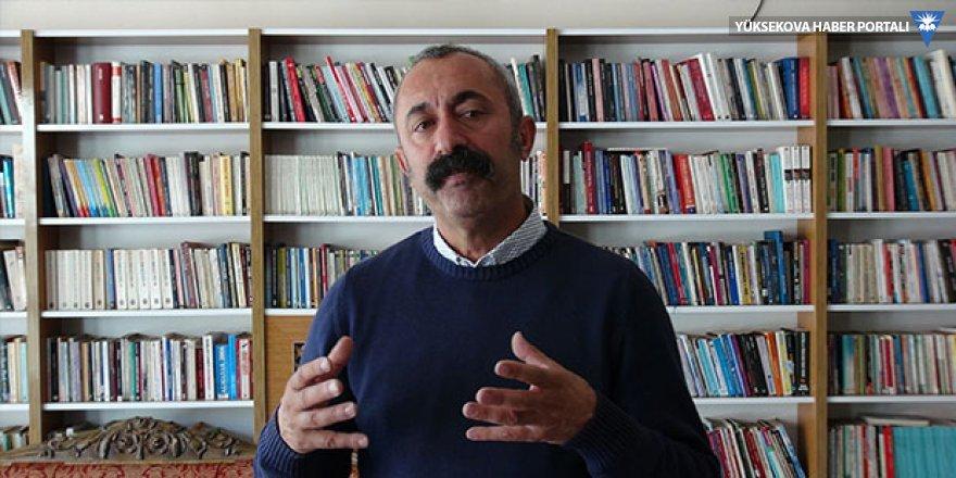 """Maçoğlu'ndan """"HDP'lilerle görüşüyor"""" iddiasına ilişkin açıklama"""