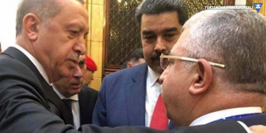Maduro'nun yardımcısı altın için Çorum'a geliyor