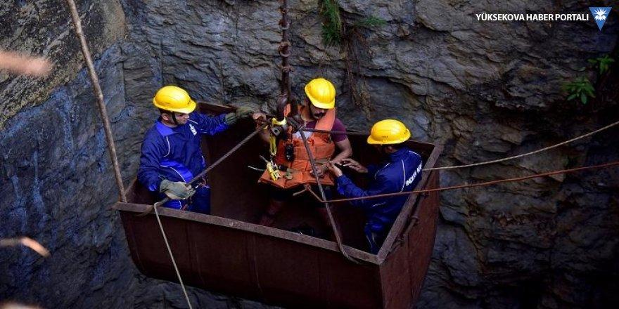 Madenlerde mesai yeniden başladı