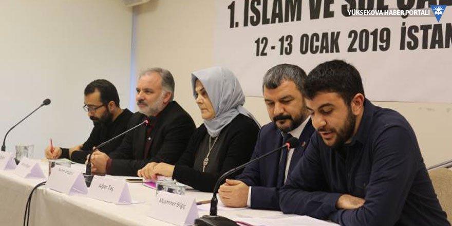 Bilgen: İslam ve Sol'un bir araya gelmesi için kavram dayatması yapılmamalı