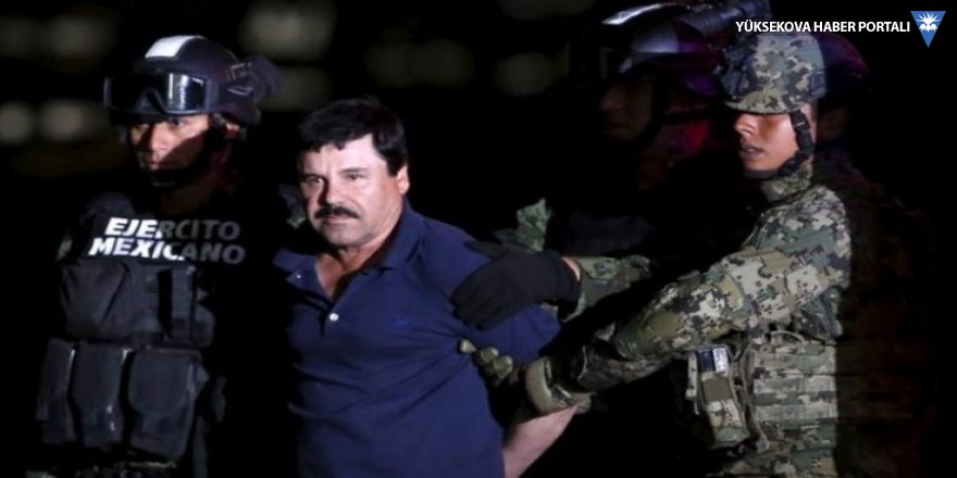 'El Chapo, eski başkana 100 milyon dolar rüşvet verdi'