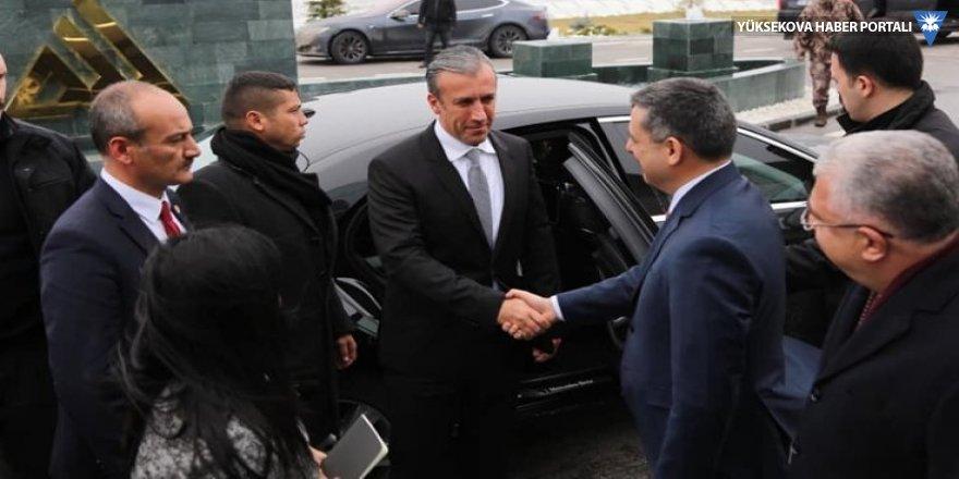Venezuela Devlet Başkanı Maduro'nun yardımcısı Çorum'a geldi
