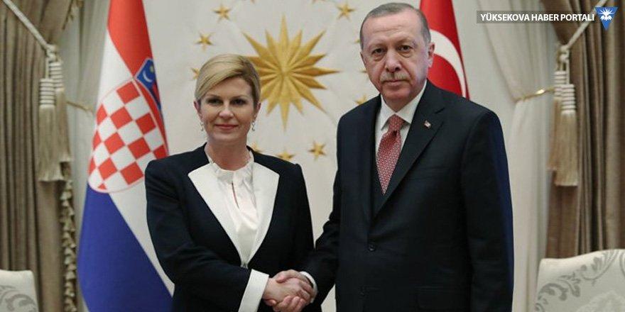 Erdoğan: Münbic'teki saldırı ABD'nin çekilmesini etkilemeyecektir