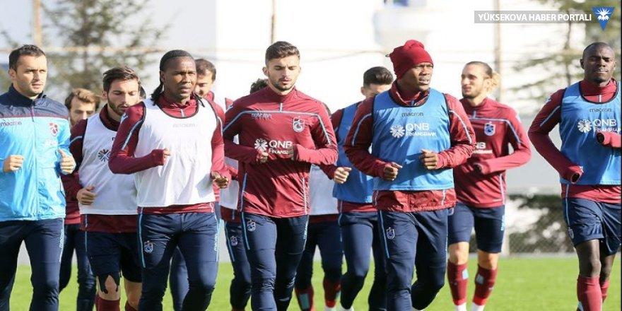 Trabzonspor'un transfer yasağı ocak sonuna kadar devam ediyor