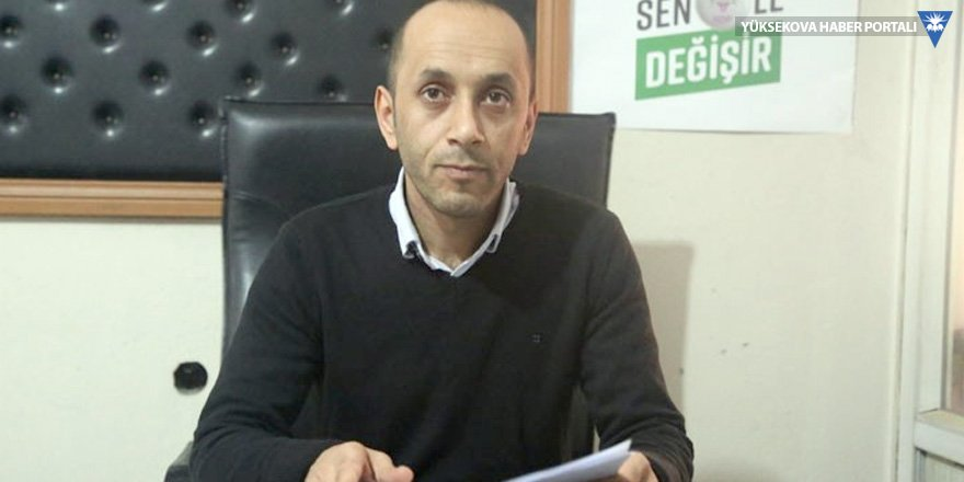 HDP Hakkari Milletvekili Sait Dede'den gazeteciler günü mesajı