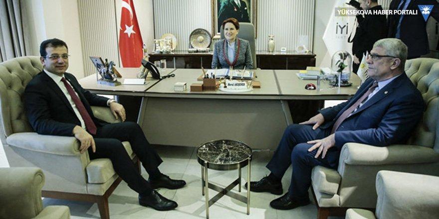 Ekrem İmamoğlu: İstanbul'da favori biziz