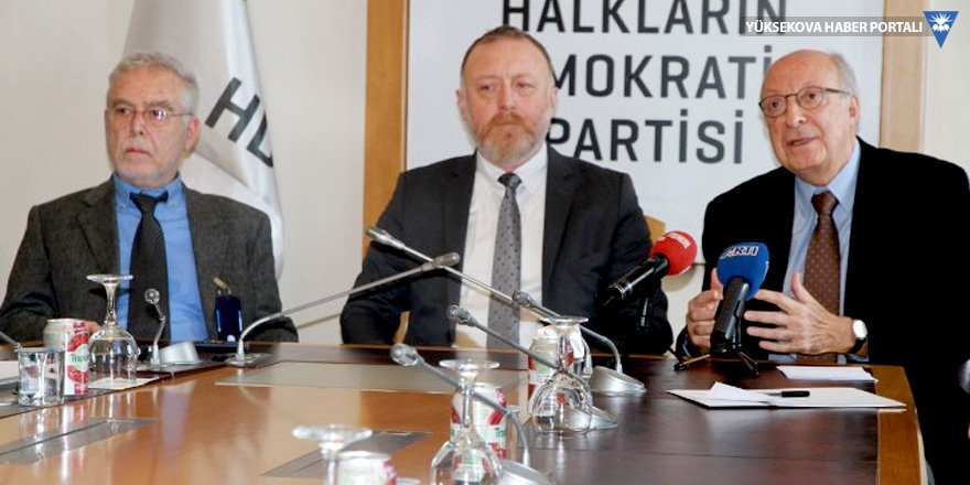 Aydınlardan Sezai Temelli'ye ziyaret: HDP'nin rasyonel hesap yaptığını gördüm