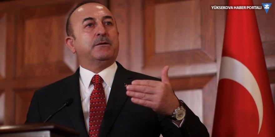 Dışişleri Bakanı Çavuşoğlu: Suriye yönetimiyle dolaylı temaslarımız var