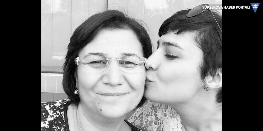 Kızından Leyla Güven'e: Anne beni bırakma!