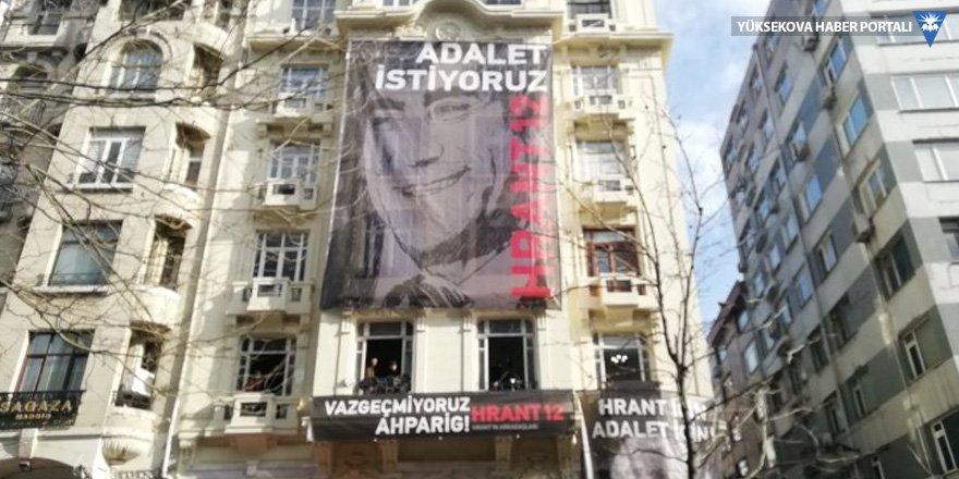 Hrant Dink, katledilişinin 12. yıl dönümünde anılıyor