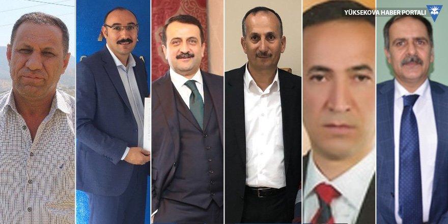 AK Parti'nin Hakkari ilçe ve belde adayları belli oldu