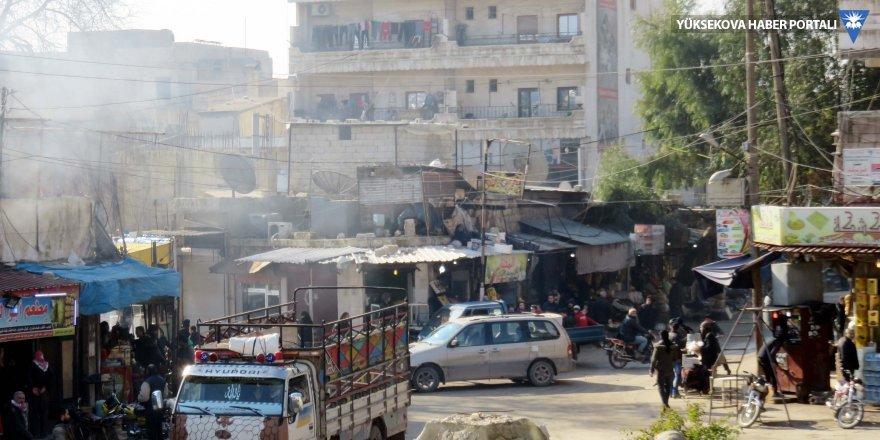 Afrin'de bombalı saldırı: 4 ölü, 11 yaralı