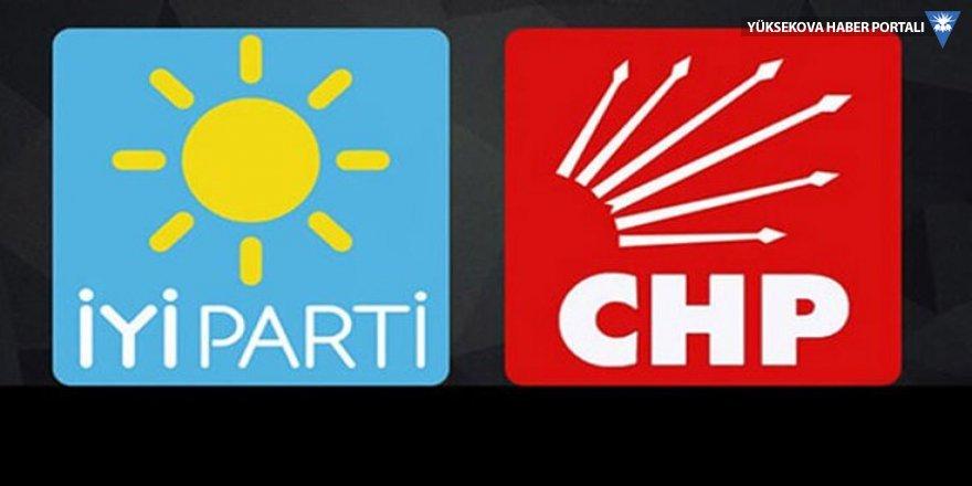CHP-İYİ Parti 5 ilçede anlaşamadı