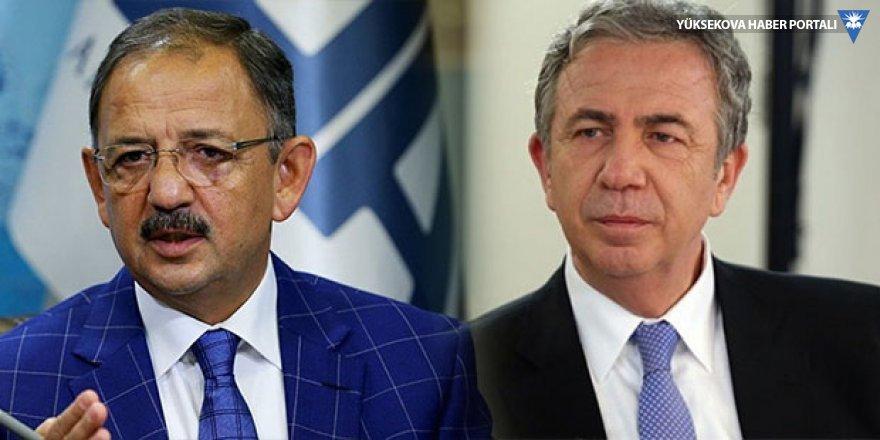 CHP'nin Ankara adayı Mansur Yavaş: Mehmet Özhaseki'nin bir dezavantajı var