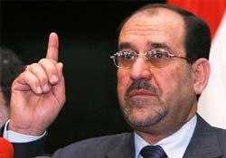 Irak'taki seçimin galibi Maliki'nin koalisyonu