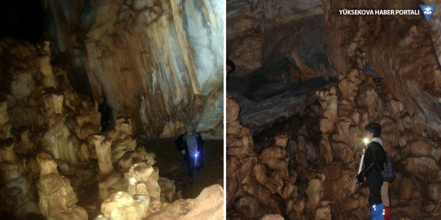 Yüksekova: Bu mağara turizme kazandırılsın!