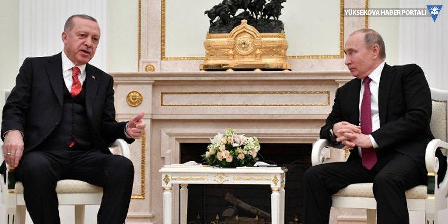 Erdoğan: Güvenli bölge konusunda Rusya ile de bir sıkıntımız yok