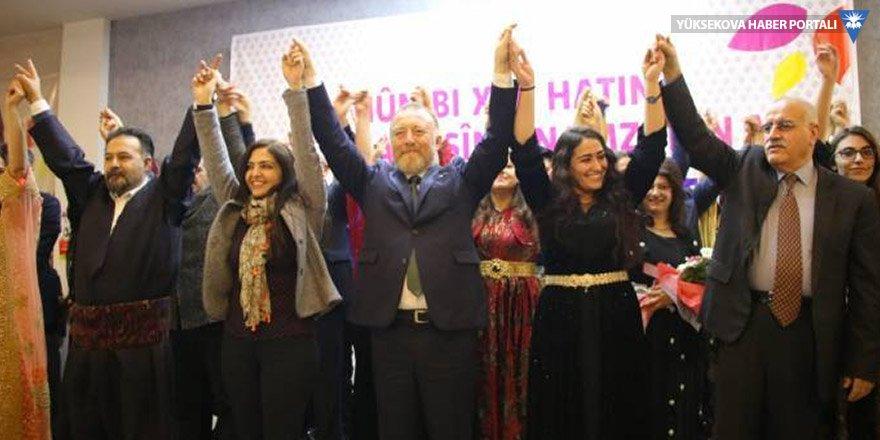 HDP Van adaylarını tanıttı