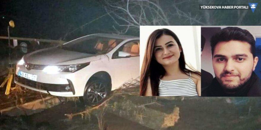Bodrum'da sele kapılan çift hayatını kaybetti