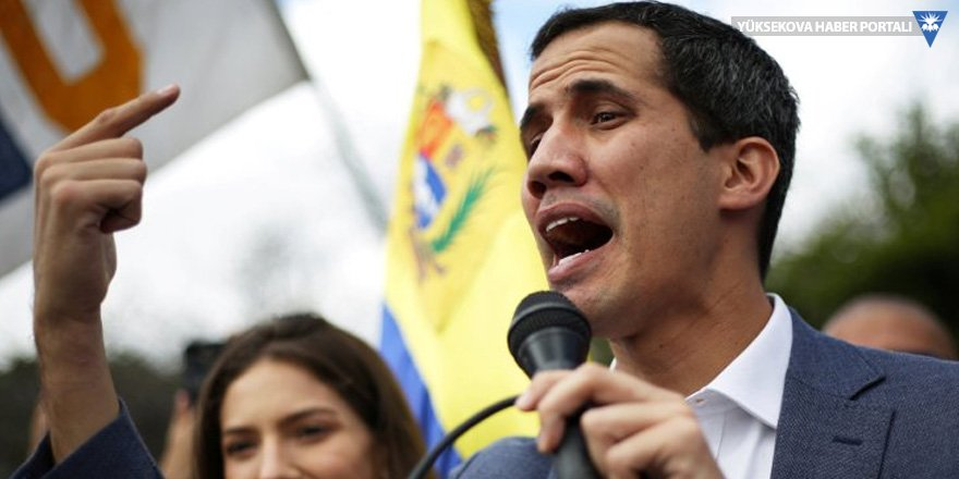 Guaido'dan dış güçlere çağrı