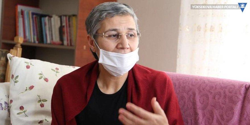 Leyla Güven'den Avrupa Parlamentosu'na mektup: Açlık grevi kişisel bir talep değildir