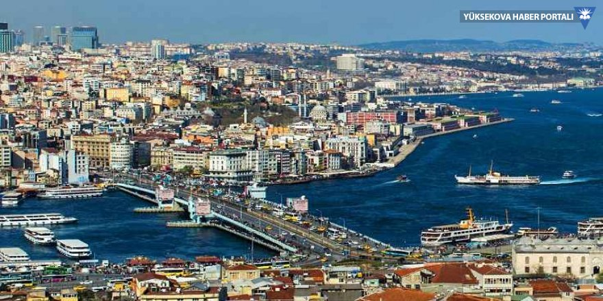 Türkiye'de en fazla gelir eşitsizliği İstanbul'da