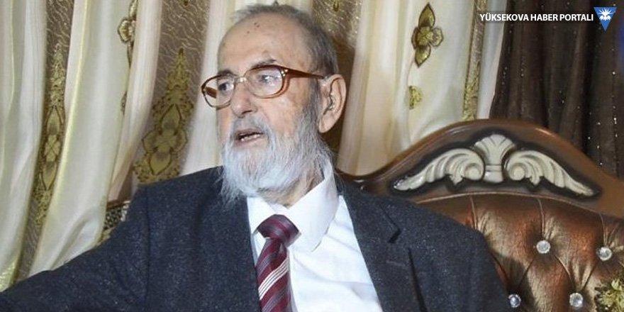 Ezidilerin lideri Mir Tahsin Beg yaşamını yitirdi