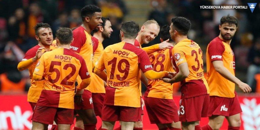Galatasaray: 4 - Boluspor: 1