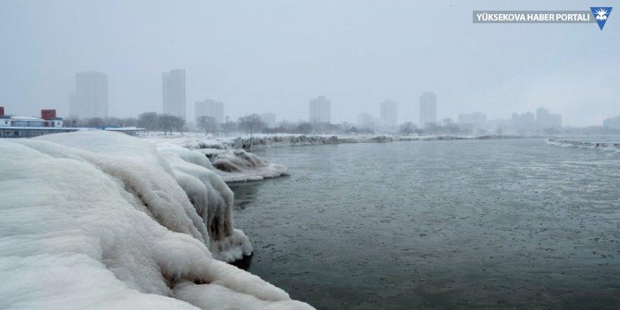 ABD donuyor: Antarktika'dan daha soğuk olacak