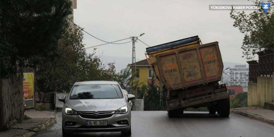 Bir yılda 253 kişi, hafriyat kamyonu nedeniyle can verdi
