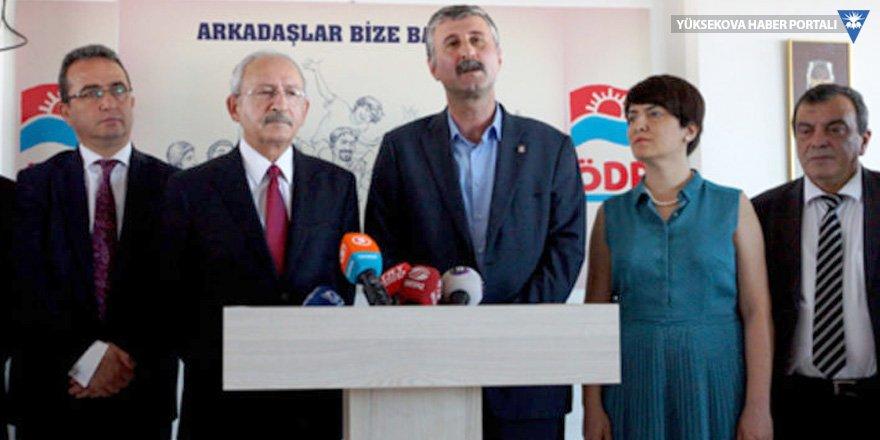 Kılıçdaroğlu: Alper Taş Beyoğlu adayı olabilir